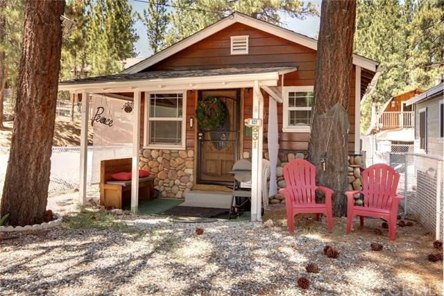 831 Robinhood Boulevard, Big Bear, CA 92314 (#EV19093483) :: Kim Meeker Realty Group