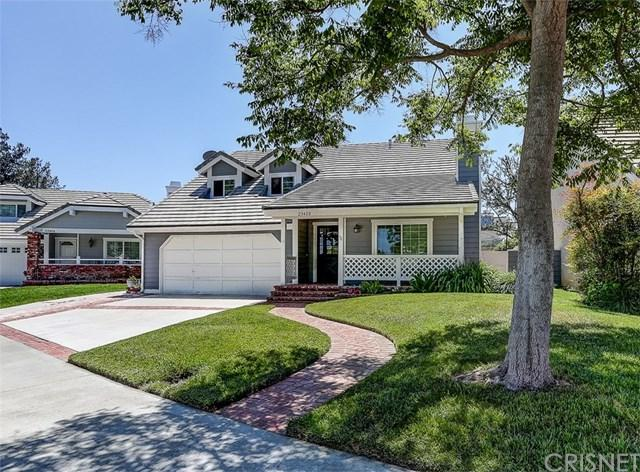 23408 Pomita Place, Valencia, CA 91355 (#SR19093525) :: The Brad Korb Real Estate Group