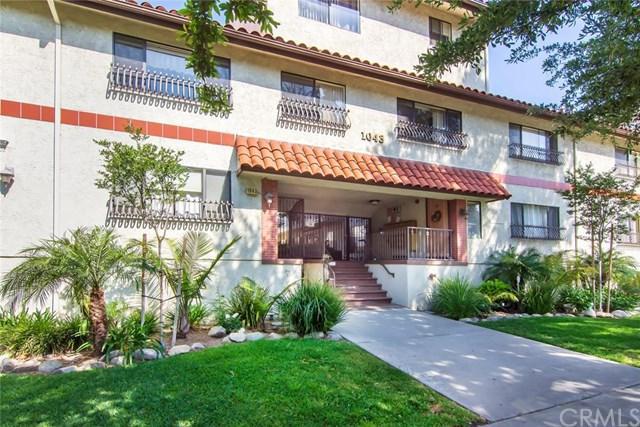 1043 Thompson Avenue #15, Glendale, CA 91201 (#BB19092276) :: The Brad Korb Real Estate Group