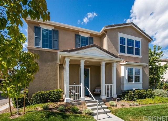 28251 N Via Sonata Drive, Valencia, CA 91354 (#SR19093991) :: The Brad Korb Real Estate Group