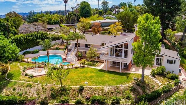 4910 Nomad Drive, Woodland Hills, CA 91364 (#SR19092099) :: The Brad Korb Real Estate Group