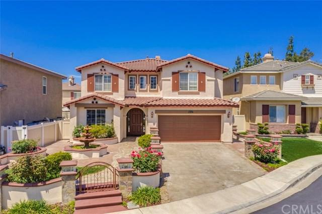 8295 E Brookdale Lane, Anaheim Hills, CA 92807 (#PW19081237) :: Ardent Real Estate Group, Inc.