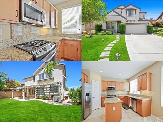 28804 Via Belterra, Valencia, CA 91354 (#SR19094128) :: The Brad Korb Real Estate Group