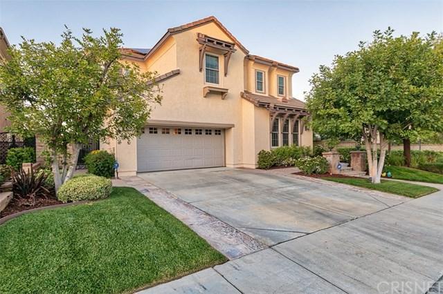 27012 Timberline Terrace, Valencia, CA 91381 (#SR19091626) :: The Brad Korb Real Estate Group