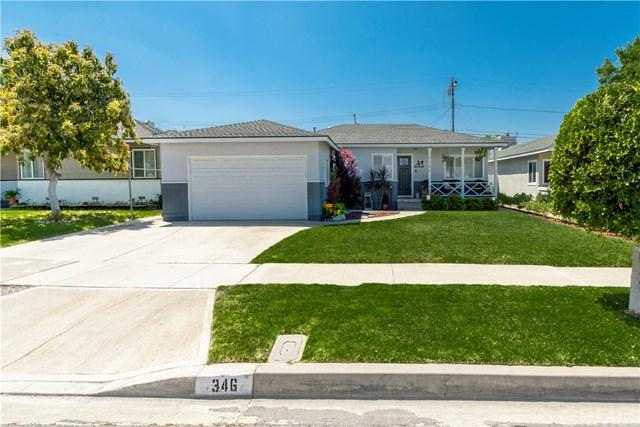 346 E Jackson Avenue, Orange, CA 92867 (#PW19091171) :: J1 Realty Group