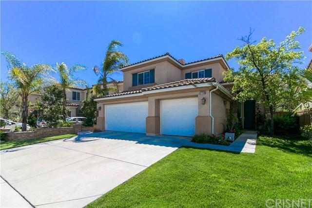 17756 Sweetgum Lane, Canyon Country, CA 91387 (#SR19093135) :: The Brad Korb Real Estate Group