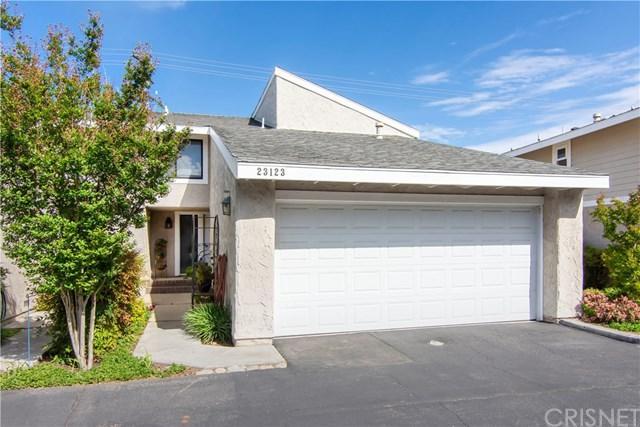 23123 Yvette Lane, Valencia, CA 91355 (#SR19073664) :: The Brad Korb Real Estate Group