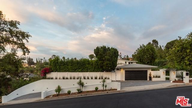 4400 Alonzo Avenue, Encino, CA 91316 (#19458232) :: The Brad Korb Real Estate Group