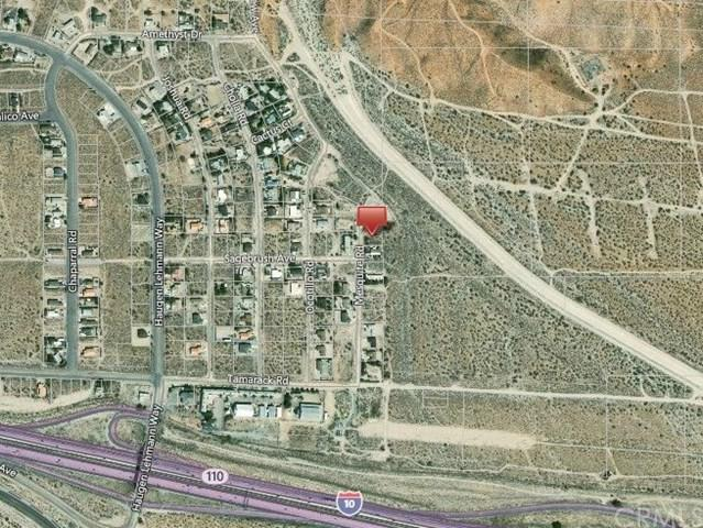 0 Mesquite Road, Whitewater, CA  (#SW19081158) :: Kim Meeker Realty Group
