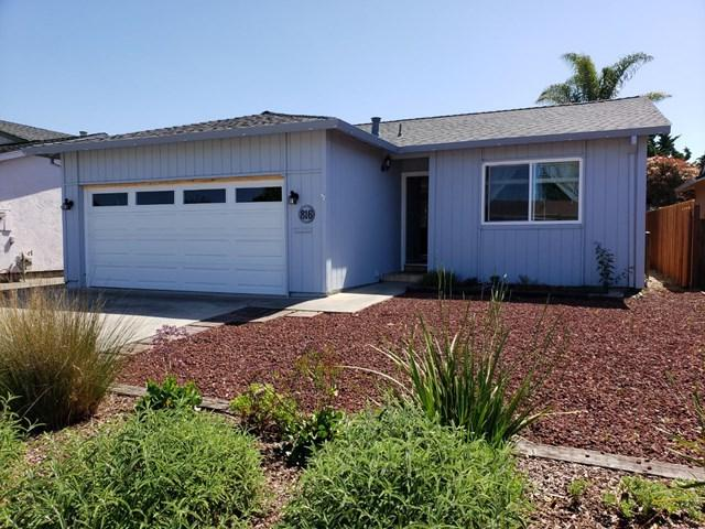 816 Almond Drive, Watsonville, CA 95076 (#ML81748745) :: Fred Sed Group