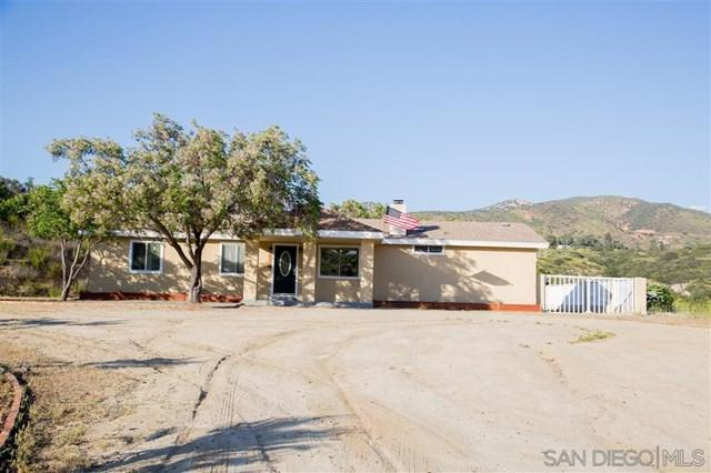 17995 Highway 94, Dulzura, CA 91917 (#190022251) :: Fred Sed Group