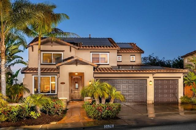 2176 Corte Limon, Carlsbad, CA 92009 (#190022271) :: Beachside Realty