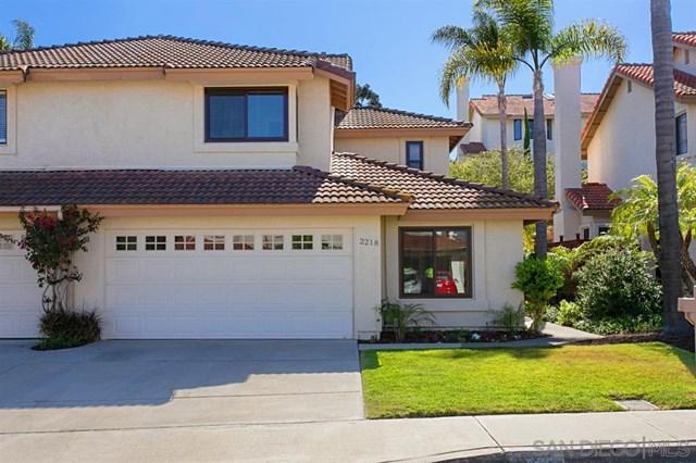 2218 Summerhill Dr, Encinitas, CA 92024 (#190022298) :: Beachside Realty
