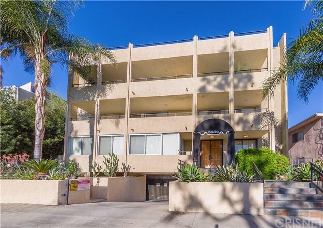 5339 Newcastle Avenue #203, Encino, CA 91316 (#SR19092606) :: The Brad Korb Real Estate Group