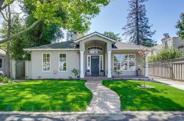 162 Del Monte Avenue, Los Altos, CA 94022 (#ML81748788) :: eXp Realty of California Inc.
