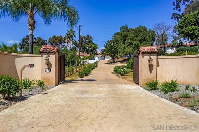 1651 Scooter Ln, Fallbrook, CA 92028 (#190022364) :: Beachside Realty