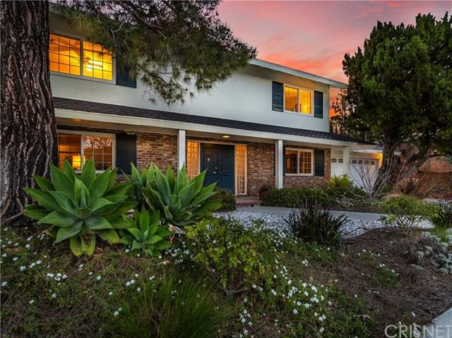 22711 Liberty Bell Road, Calabasas, CA 91302 (#SR19090667) :: The Houston Team | Compass
