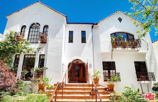126 S Sycamore Avenue 130B, Los Angeles (City), CA 90036 (#19459256) :: The Houston Team | Compass