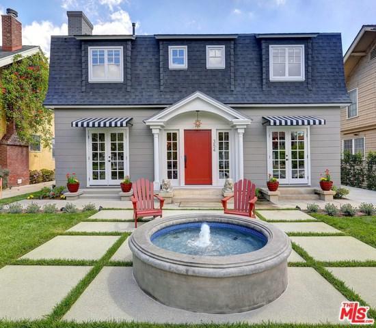 354 N Ridgewood Place, Los Angeles (City), CA 90004 (#19459356) :: The Houston Team | Compass