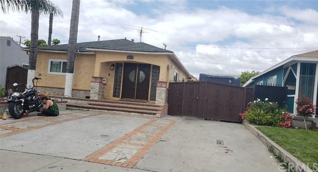 1633 E 124th Street, Compton, CA 90222 (#IV19095246) :: The Parsons Team