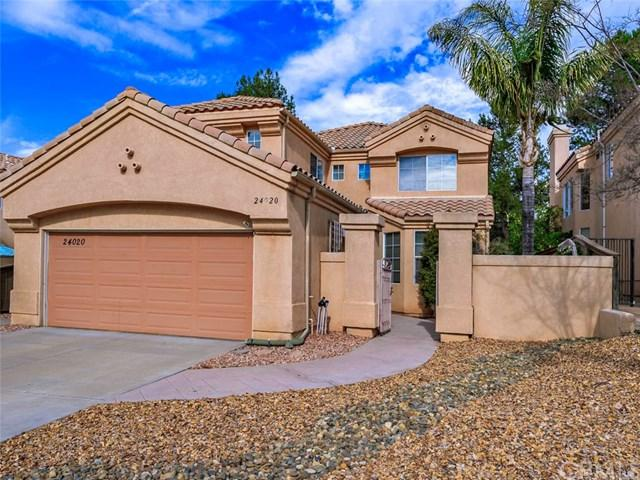 24020 Crowned Partridge Lane, Murrieta, CA 92562 (#SW19095247) :: McKee Real Estate Group Powered By Realty Masters & Associates
