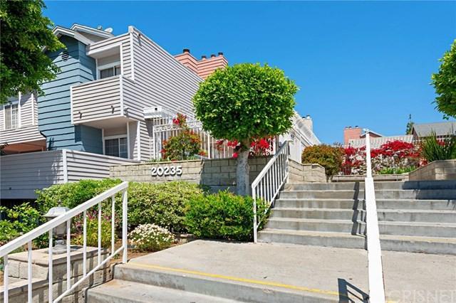 20235 Keswick Street #213, Winnetka, CA 91306 (#SR19091285) :: Go Gabby