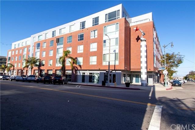 285 W 6th Street #518, San Pedro, CA 90731 (#PV19084916) :: Fred Sed Group