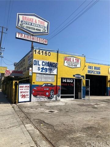 14160 Crenshaw Boulevard, Gardena, CA 90249 (#SB19095994) :: Fred Sed Group