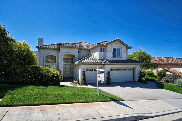 27550 Prestancia Circle, Salinas, CA 93908 (#ML81749127) :: Fred Sed Group