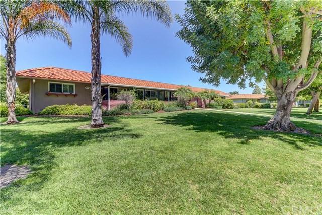 851 Ronda Mendoza A, Laguna Woods, CA 92637 (#OC19095496) :: Fred Sed Group