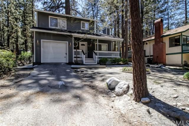 1529 Helen Street, Wrightwood, CA 92397 (#OC19096637) :: Fred Sed Group