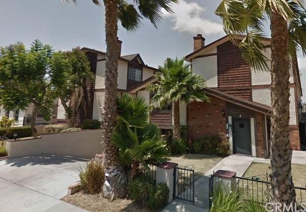 1541 W 145th Street #8, Gardena, CA 90247 (#IN19096794) :: Fred Sed Group