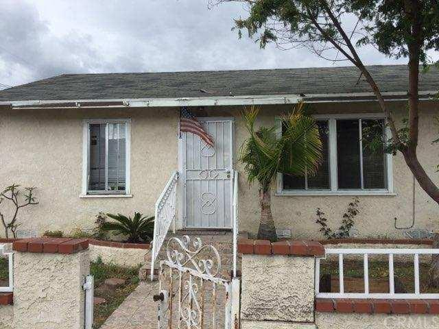 9601 Mayne Street, Bellflower, CA 90706 (#DW19097873) :: The Marelly Group | Compass