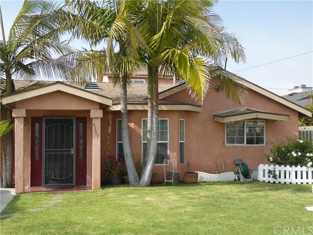 4357 W 133rd Street, Hawthorne, CA 90250 (#SB19098187) :: eXp Realty of California Inc.