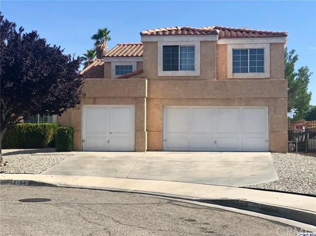 2134 Sunswept Circle, Lancaster, CA 93536 (#319001707) :: Fred Sed Group