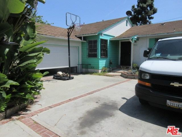 2508 W 115TH Place, Hawthorne, CA 90250 (#19460862) :: Bob Kelly Team