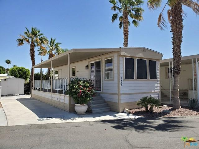 69801 Ramon Road #138, Cathedral City, CA 92234 (#19460954PS) :: RE/MAX Masters