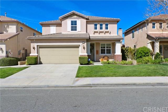 28391 Stansfield Lane, Saugus, CA 91350 (#SR19099223) :: Fred Sed Group