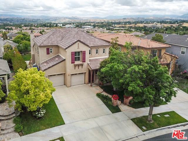 26836 Greenleaf Court, Valencia, CA 91381 (#19461044) :: Fred Sed Group