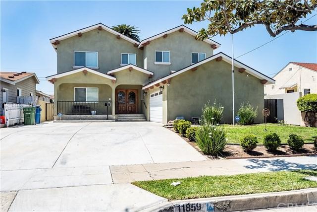 11859 Cedar Avenue, Hawthorne, CA 90250 (#PV19099586) :: Fred Sed Group