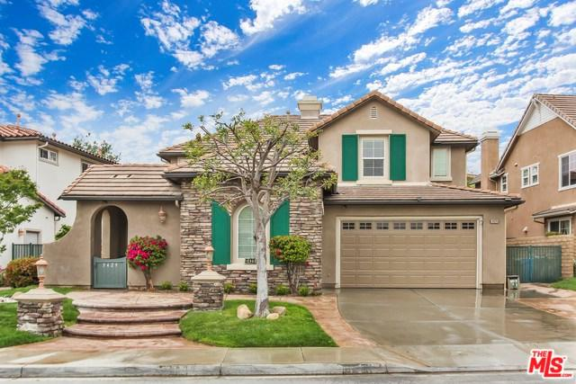 3429 Sweetgrass Avenue, Simi Valley, CA 93065 (#19461168) :: Fred Sed Group