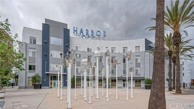 435 W Center Street Promenade #406, Anaheim, CA 92805 (#CV19099878) :: Better Living SoCal