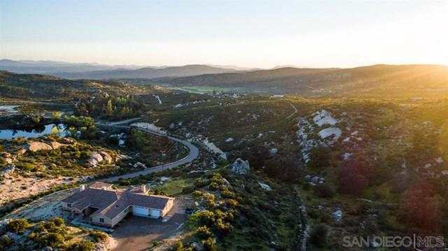 35533 Stagecoach Springs Rd, Pine Valley, CA 91962 (#190023496) :: Fred Sed Group