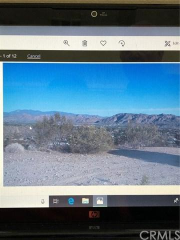 0 Vacant Land, Yucca Valley, CA 98121 (#JT19099757) :: RE/MAX Masters