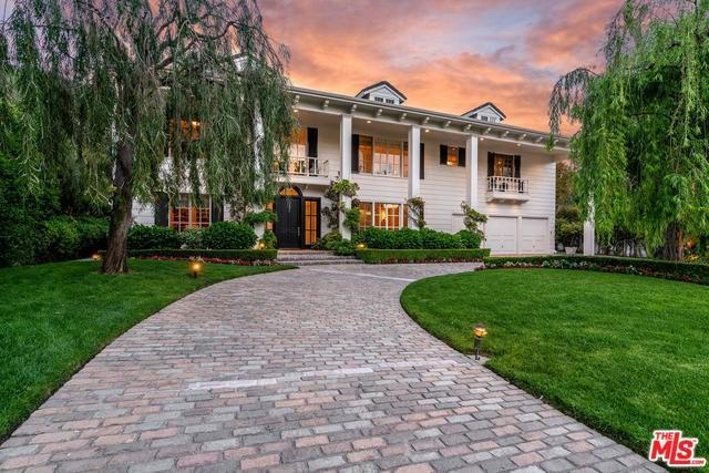 1458 Bienveneda Avenue, Pacific Palisades, CA 90272 (#19460236) :: Fred Sed Group