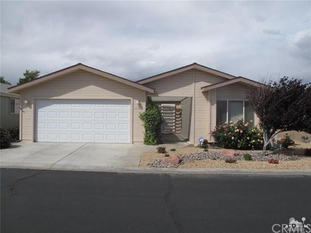 15300 Palm Drive #139, Desert Hot Springs, CA 92240 (#219012853DA) :: Fred Sed Group