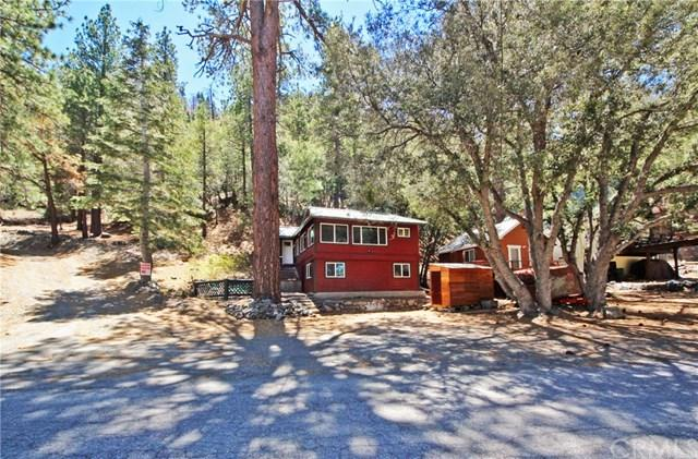 2037 Mojave Scenic Drive, Wrightwood, CA 92397 (#CV19092749) :: Fred Sed Group