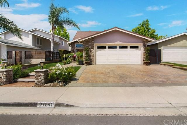 27541 Velador, Mission Viejo, CA 92691 (#OC19101163) :: Fred Sed Group