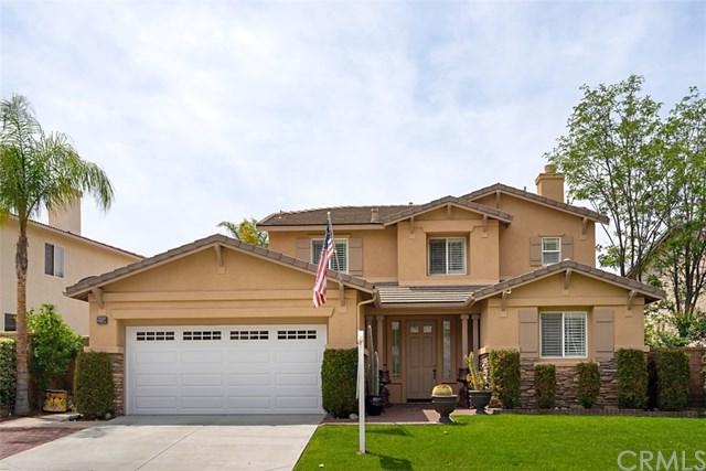 26599 Chamomile Street, Murrieta, CA 92562 (#SW19021220) :: EXIT Alliance Realty