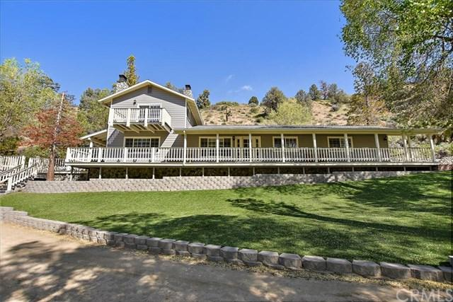 3537 Pinon Pines Road, Wrightwood, CA 92397 (#CV19101768) :: Fred Sed Group